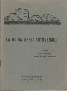 LA GUIDA DEGLI AUTOVEICOLI