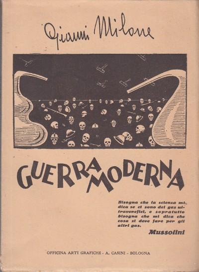Guerra moderna - Milone Giovanni