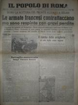 IL POPOLO DI ROMA VENERDÌ 17 MAGGIO 1940