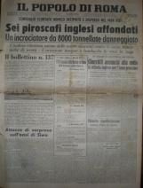 IL POPOLO DI ROMA MERCOLEDÍ 23 OTTOBRE 1940