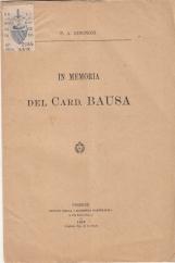 IN MEMORIA DEL CARD. BAUSA