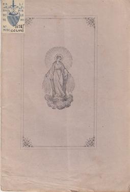A S.E. IL CARDINALE ARCIVESCOVO COSIMO DEI MARCHESI CORSI SEDENTE A ROMA IN CONCILIO PRESSO IL VATICANO UN TESTIMONE DI QUANTO ACCADDE IN PISA NEI GIORNI 8,9 10 GENNAIO 1870 - EPISTOLA