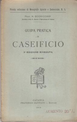 GUIDA PRATICA DI CASEIFICIO