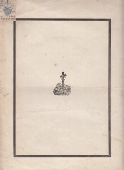 PEI FUNERALI AL CONTE AUGUSTO DE' GORI ORDINATI DAL COMUNE DI SINALUNGA PER IL 20 FEBBRAIO 1877 EPIGRAFI