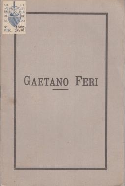 GAETANO FERRI