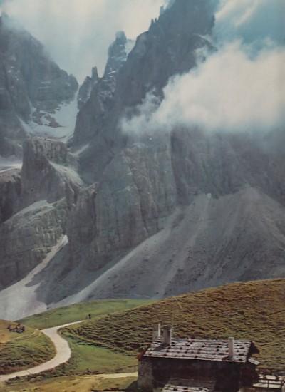 L'italia. uomini e territorio il mondo alpino - Turri Eugenio (a Cura Di)