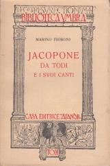 JACOPONE DA TODI E I SUOI CANTI