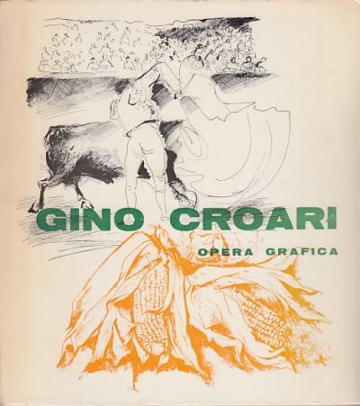 Gino croari opera grafica