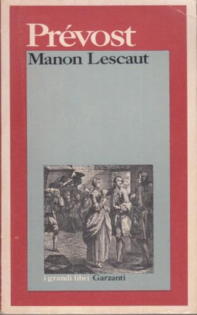 Manon lescaut - PrÉvost