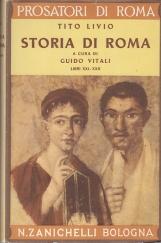 STORIA DI ROMA DELLA 3a DECA (2a GUERRA PUNICA) LIBRI XXI-XXII - LIBRO XXI DALL'EBRO AL TRASIMENO - LIBRO XXII DAL TRASIMENO A CANNE