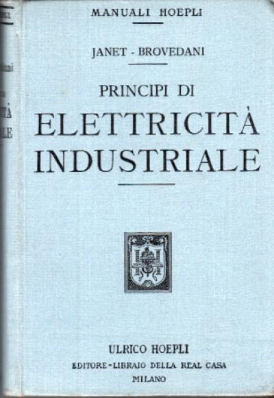 Principi di elettricitÀ industriale - Janet Paolo