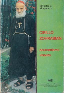 CIRILLO ZOHRABIAN ECUMENISMO VISSUTO