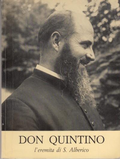 Don quintino l'eremita di s. agostino - Bandini Carlo