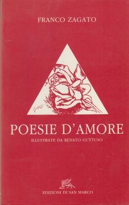 POESIE D'AMORE ILLUSTRATE DA RENATO GUTTUSO