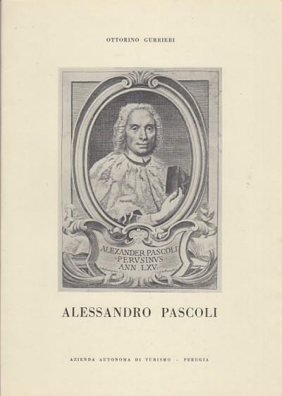Alessandro pascoli - Gurrieri Ottorino