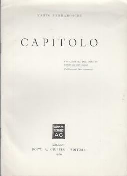 CAPITOLO