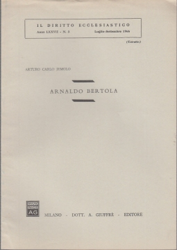 ARNALDO BERTOLA
