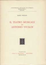 IL TEATRO MUSICALE DI ANTONIO VIVALI
