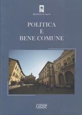 POLITICA E BENE COMUNE