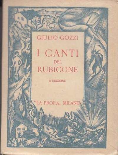 I canti del rubicone - Gozzi Giulio