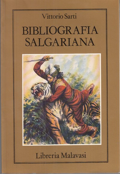 Bibliografia salgariana - Sarti Vittorio