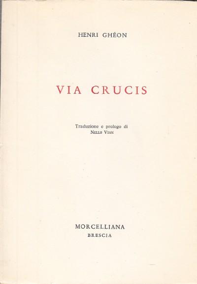 Via crucis - GhÉon Henri
