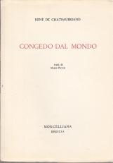 CONGEDO DAL MONDO