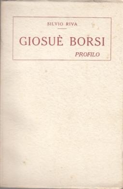 GIOSUÈ BORSI PROFILO