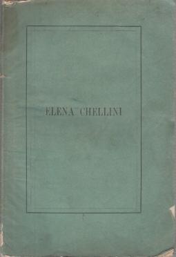 RICORDO DI ELENA CHELLINI