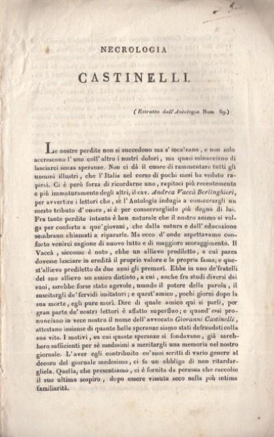 Necrologia castinelli