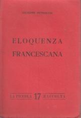 ELOQUENZA FRANCESCANA