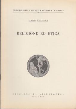 RELIGIONE ED ETICA