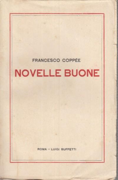 Novelle buone - CoppÉe Francesco