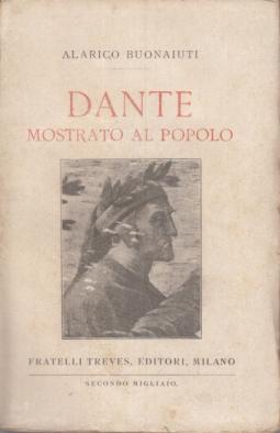 DANTE MOSTRATO AL POPOLO