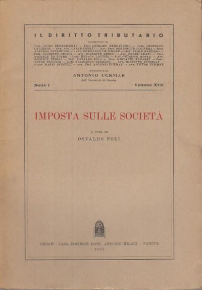 Imposta sulle societÀ - Poli Osvaldo