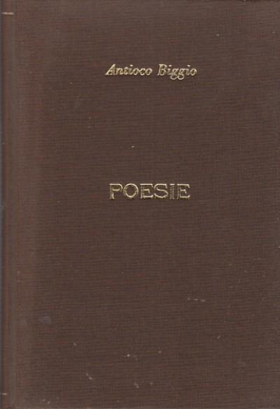 Poesie - Biggio Antioco