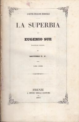 LA SUPERBIA