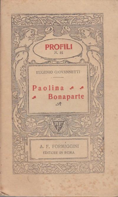 Paolina bonaparte - Giovannetti Eugenio