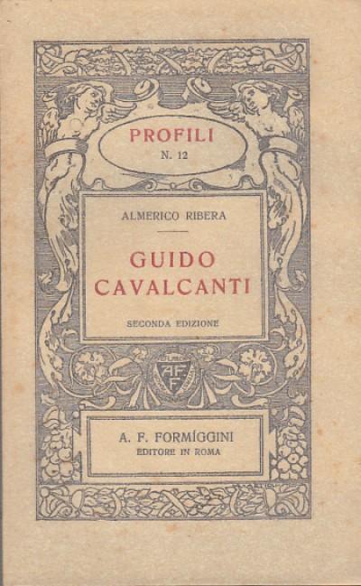 Guido cavalcanti - Ribera Almerico