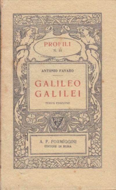 Galileo galilei - Favaro Antonio