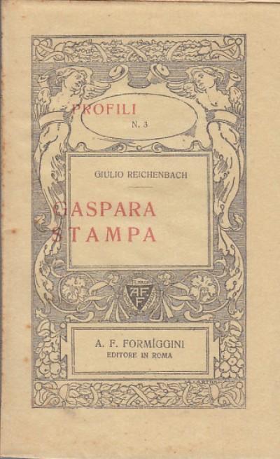 Gaspara stampa - Reichenbach Giulio