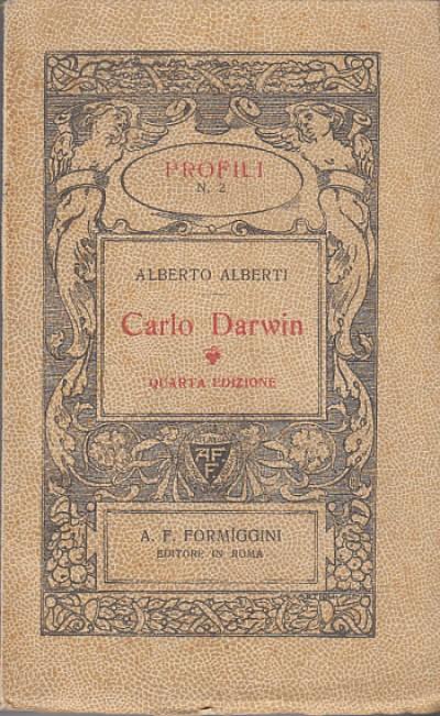 Carlo darwin - Alberti Alberto
