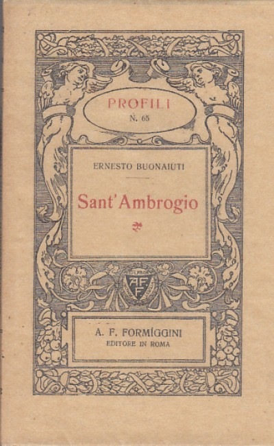 Sant'ambrogio - Buonaiuti Ernesto
