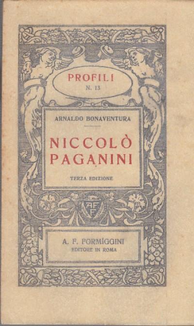 NiccolÒ paganini - Arnaldo Bonaventura