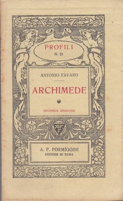 Archimede - Favaro Antonio