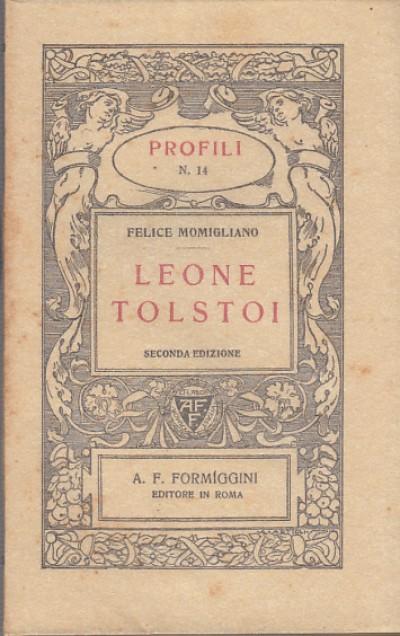 Leone tolstoi - Momigliano Felice