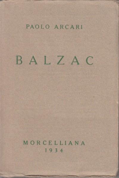 Balzac - Mignosi Pietro