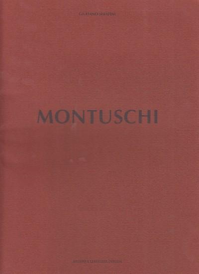Giancarlo montuschi - Serafini Giuliano