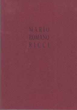 MARIO ROMANO RICCI