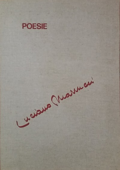 Poesie - Luciano Marrucci